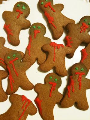 Gingerdead Cookies