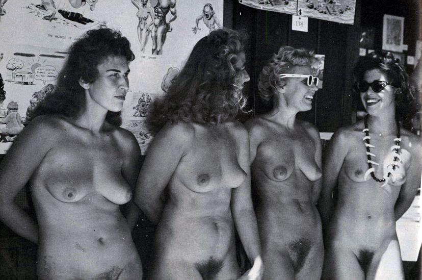Beginner nudist pa