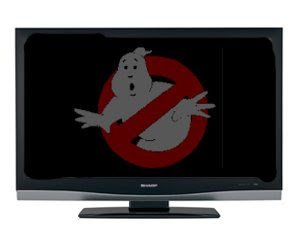 Ghostbusting Your Plasma Television