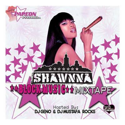 shawnna block music album