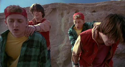 Alex Winter, Keanu Reeves, Bill & Ted's Bogus Journey