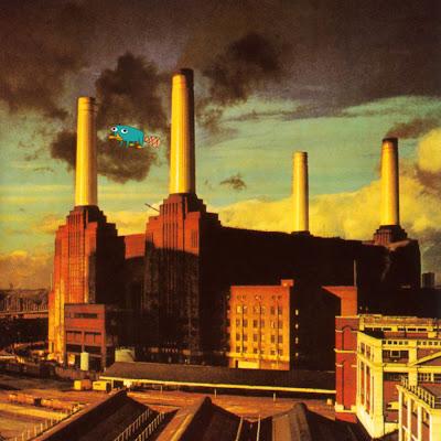 pink floyd animals album cover art. pink floyd animals album cover art. of Pink Floyd#39;s quot;