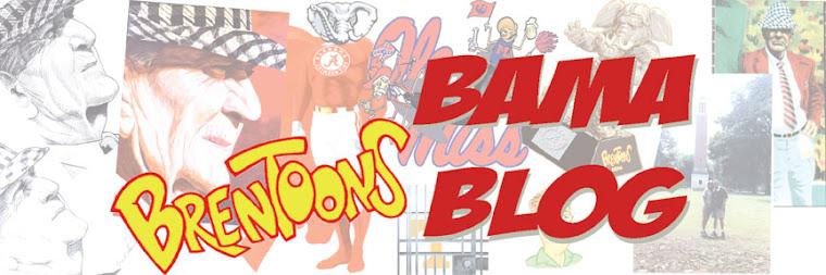 Brentoons BAMA Blog