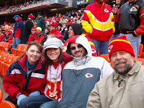 I'm the #1 Chiefs fan.