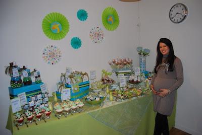 La petite toulousaine nyc celle qui participe a une baby shower - Idee cadeau baby shower ...
