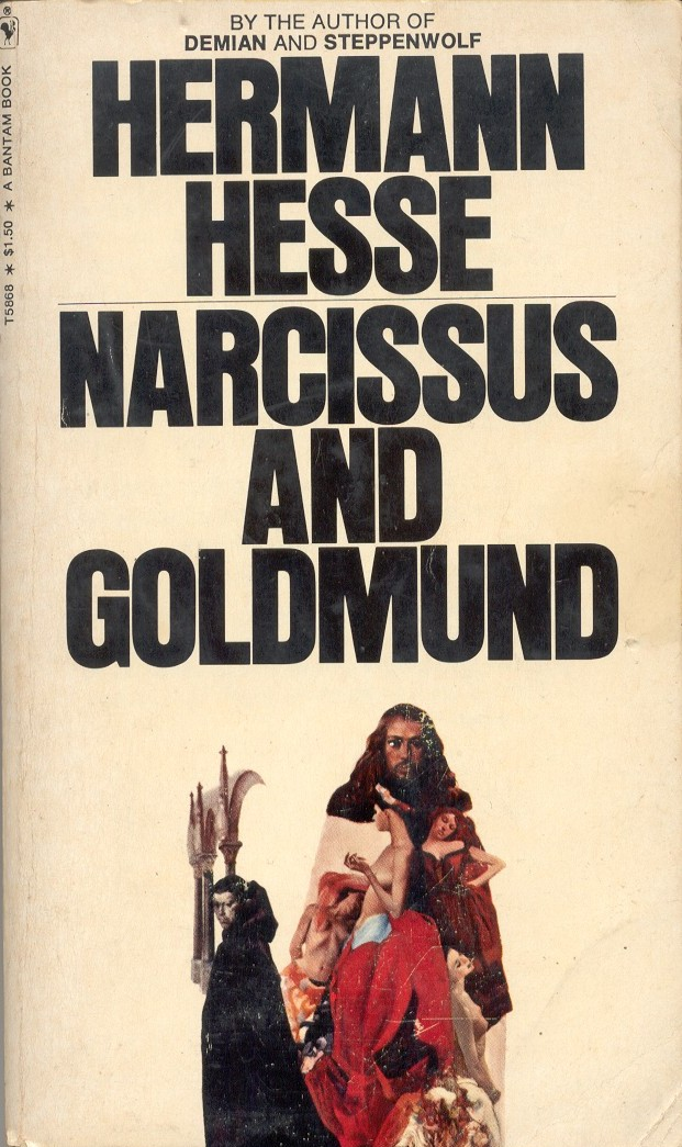 a review of the novel narziss and goldmund 'narziss and goldmund' is a moving, symbolic novel of friendship between a cerebral teacher who becomes a monk (narziss) and a restless, wandering artist (goldmund), which in many ways strongly illustrates a process of integration and the middle way beginning in a cloister when goldmund is a boy being taught by narziss, the story unfolds .