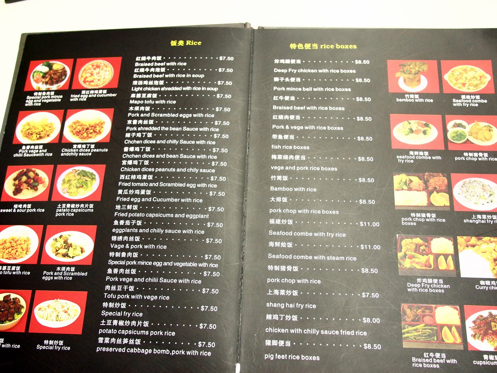 B kyu taste 101 chinese restaurant review auburn for 101 taiwanese cuisine menu