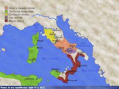 Expansión de Roma