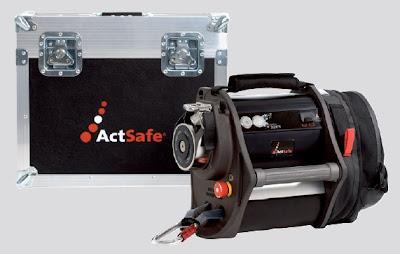 Электрическое подъёмно-спусковое устройство ActSafe ACC power Ascender