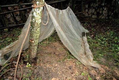 Ночёвка в экстремальных условиях