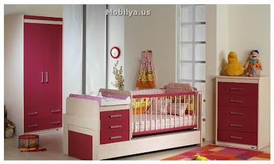 Bellona bebek odası takımları
