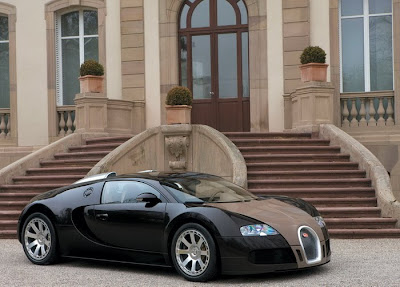Bugatti Veyron Par Hermes