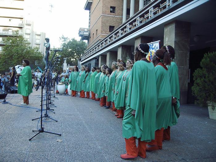 EN 2009, 8 de Marzo, DÍA DE LA MUJER