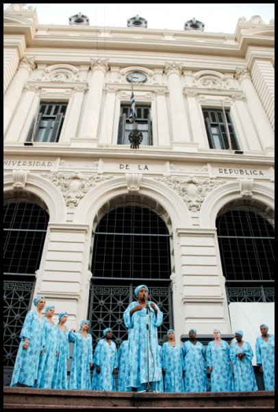 EN 2010, AFROGAMA POR HAITÍ !