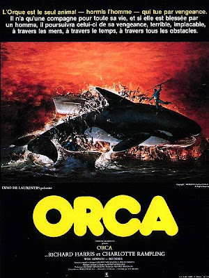 Orca the killer whale movie - photo#14