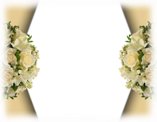 Wedding Heart Frame PNG