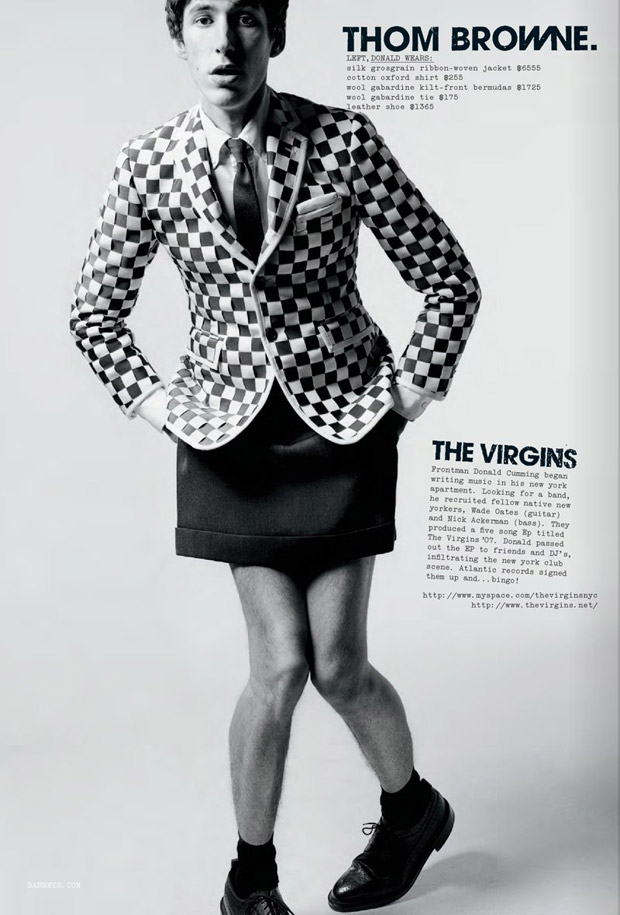 erkek2009barneys nyc 2009 spring the virgins 18 - ♥ Fashion Princess ♥