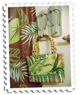 Tropical Delight Handbag at Mama's Pocketbook