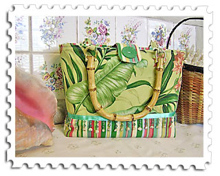 Tropical Delight Handbag