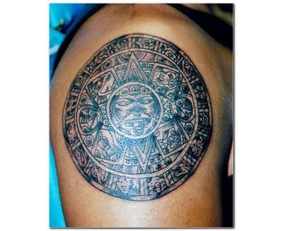 tribal y tribales simbolos aztecas en la piel existen tatuajes que