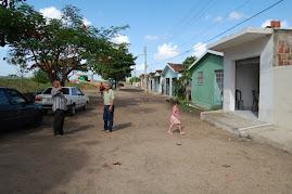VISITA A CAMPO MISSIONÁRIO