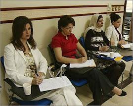 دورة تدريبية للجزيرة عن الإعلام وحقوق الإنسان
