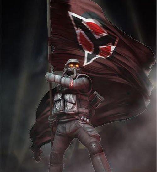 Soldados Steampunk HELGHAST
