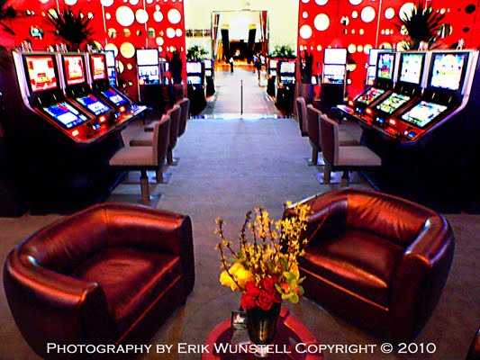 aria casino high limit slots