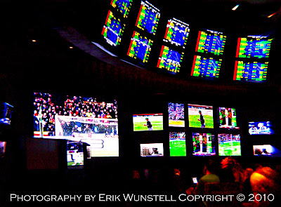 Aria's Race and Sports Book