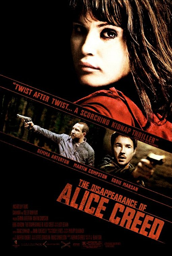 Vụ Bắt Cóc Alice Creed - The Disappearance of Alice Creed 2009