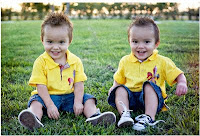 The Crazy Twin Boys Tristan & Avery