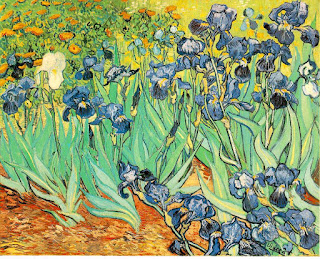 vangogh+irises Field Trip  Upper Montclair