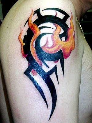 Labels: flame tattoos, tattoo designs, tattoos for mens, tribal tattoos