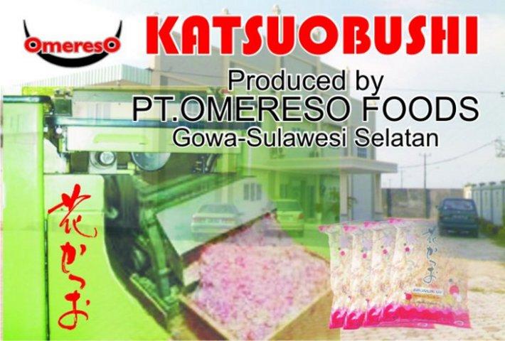 KATSUOBUSHI (IKAN CAKALANG ASAP)
