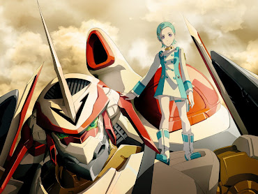 #6 Eureka Seven Wallpaper
