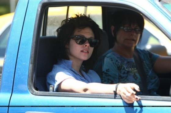 Kristin Stewart has revealed that her family were desperate for her to