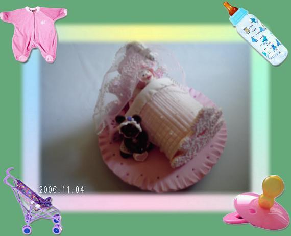 Placa para bebe