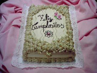 Cremoso cumpleaños