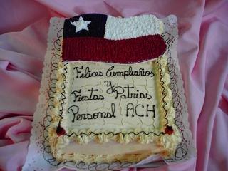 Viva Chile con la ACH.