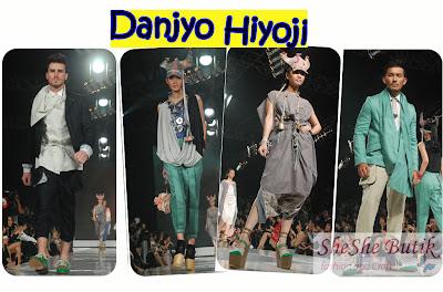 Jakarta Fashion Week 2010/2011 day 4: CLEO Fashion Award