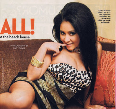 Jenni Farley a.k.a. JWoww Will Leave Little To The