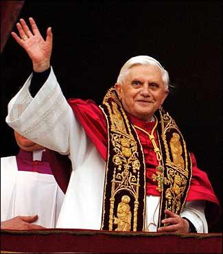pope benedict xvi evil. pope benedict xvi evil