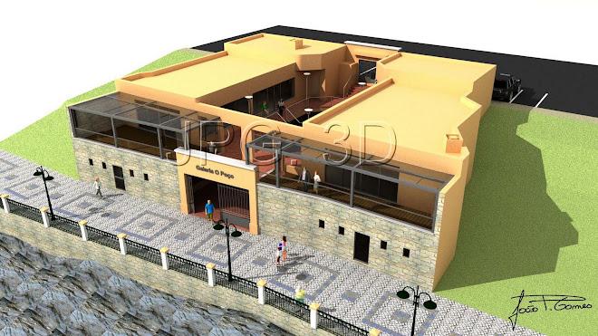 Galeria ``O Poço``  Lagos - 2008 - Req.:  Algarlinea