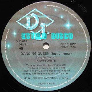 KRYPTONITE - Dancing Queen (12