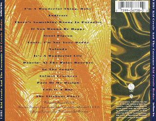 KID CREOLE & THE COCONUTS - Kid Creole Redux (CD Sire 1992)