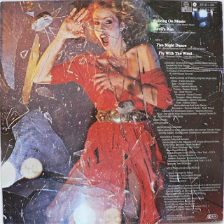 PETER JACQUES BAND - Fuego Nocturno Bailable (LP Ariola 1978)