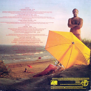 HERBIE MANN - Sunbelt (LP Atlantic 1979)