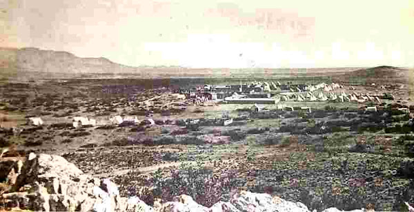 "Fort Cummings in 1880""s"