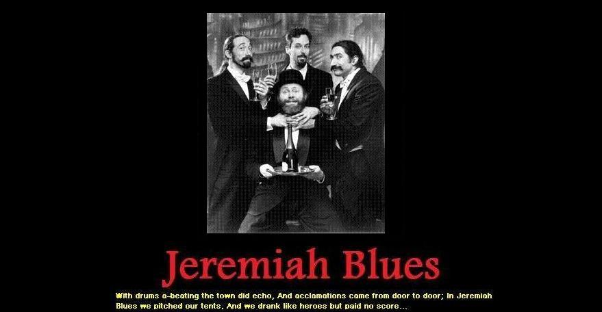 Jeremiah Blues