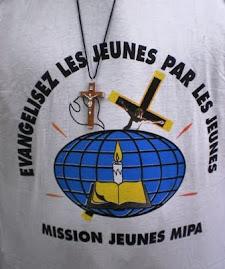 logo et membres de la Mission